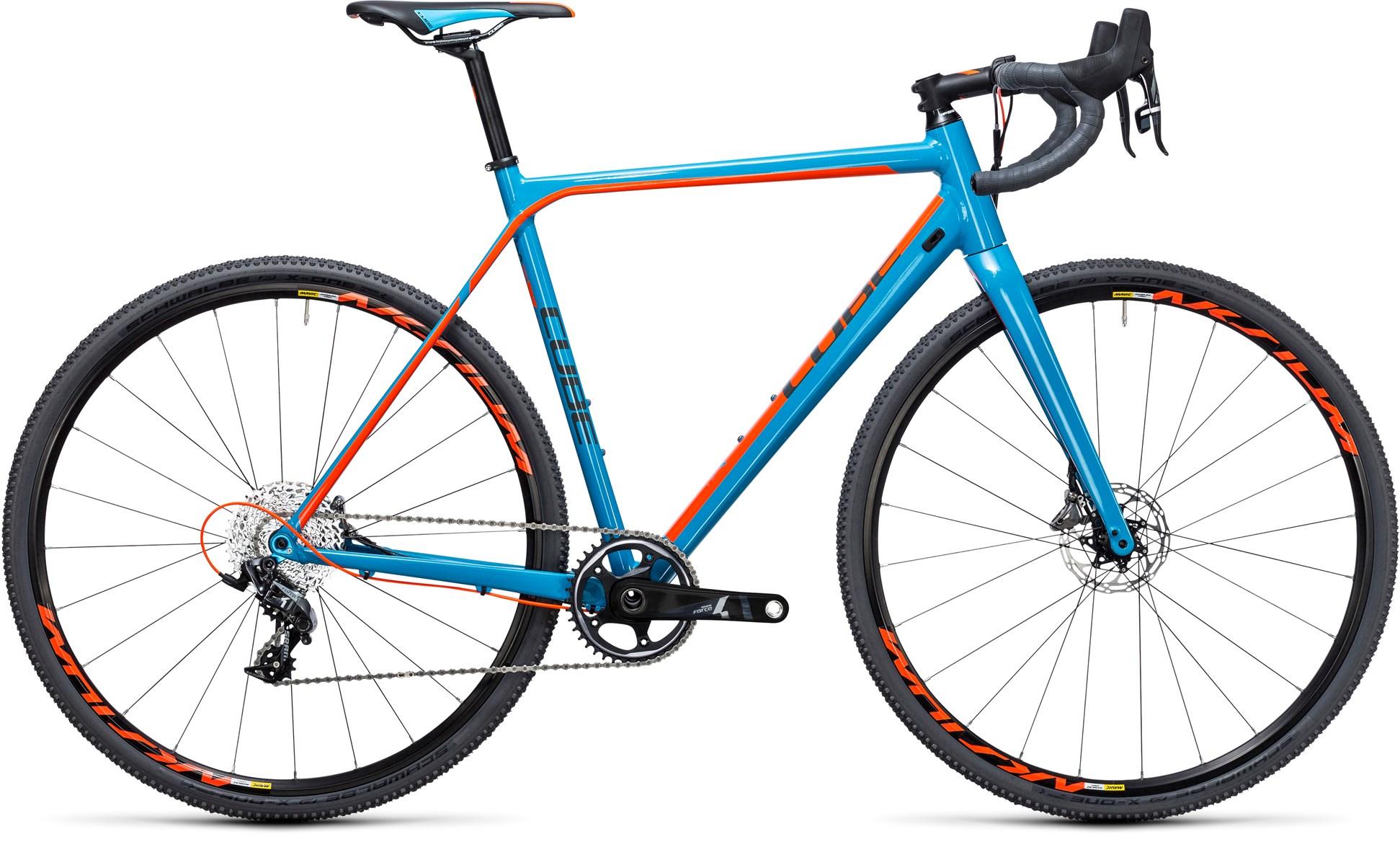 26d6b486156 2017 Cube Cross Race SLT Aluminium Gravel Bike. Cyclocross ...