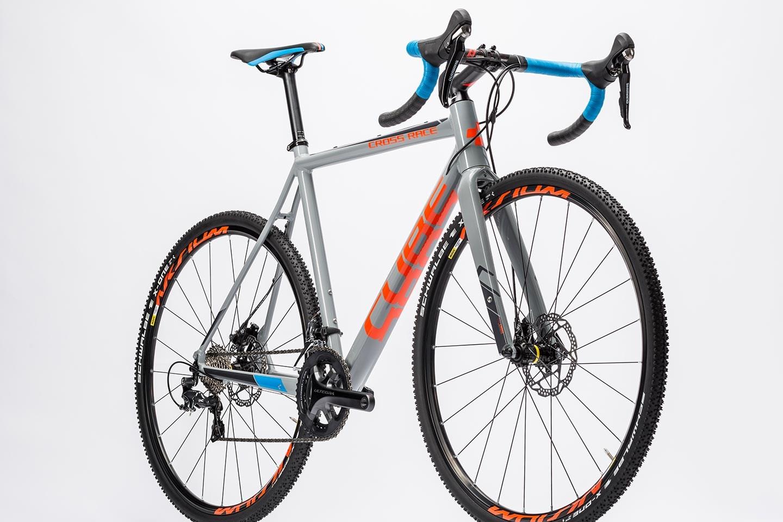 2016 cube cross race sl aluminium gravel bike 1. Black Bedroom Furniture Sets. Home Design Ideas